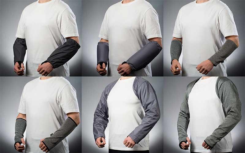 BitePRO Bite Resistant Arm Guards - Cut-Tex PRO