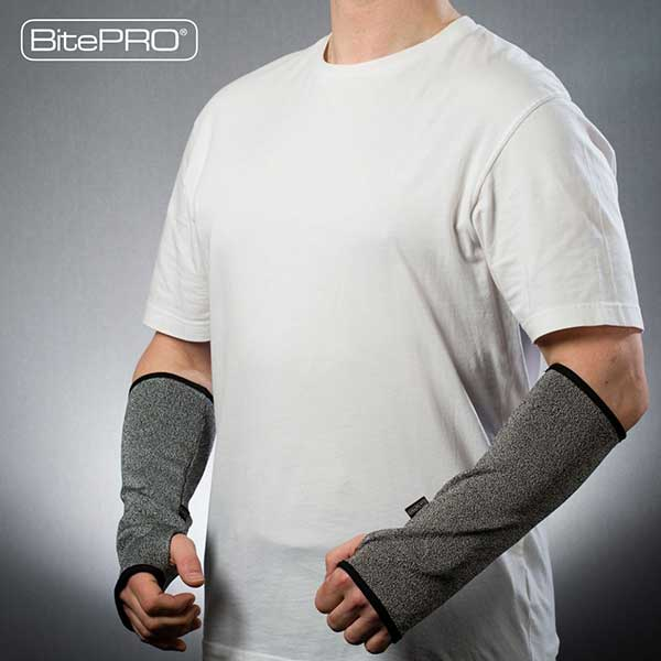 BitePRO Bite Resistant Arm Guards Version 3