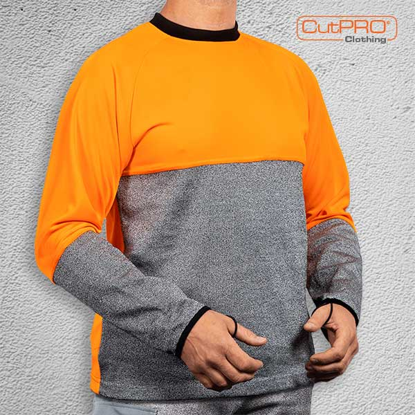 CutPRO Cut Resistant Top with Belly Patch